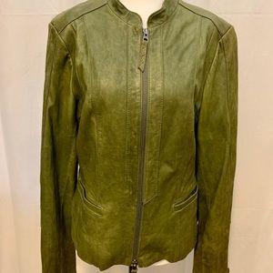 Danier Leather Jacket - Like New!
